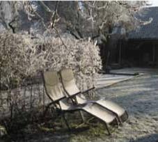 winter stoelen